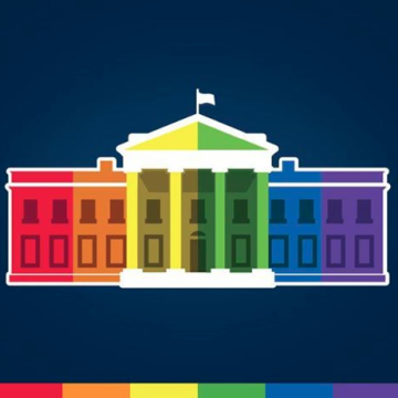 White House Same-Sex (Source: Twitter)
